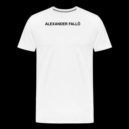 fuckboy/basicbitch tee - Premium T-skjorte for menn