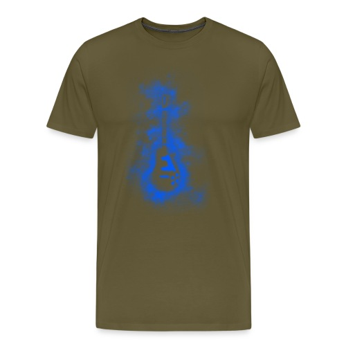 Blue Muse - Men's Premium T-Shirt