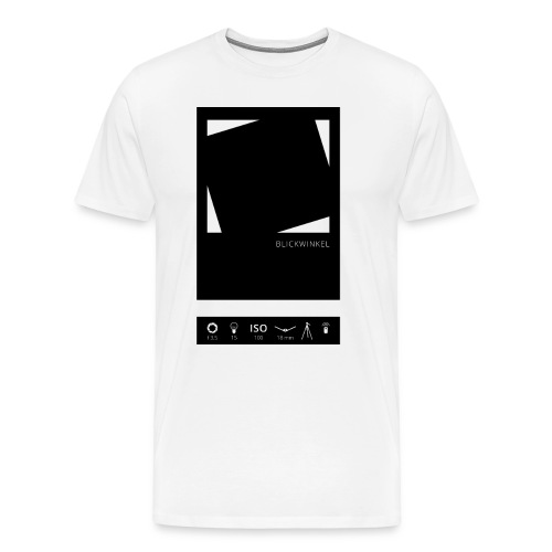 Blickwinkel - Männer Premium T-Shirt