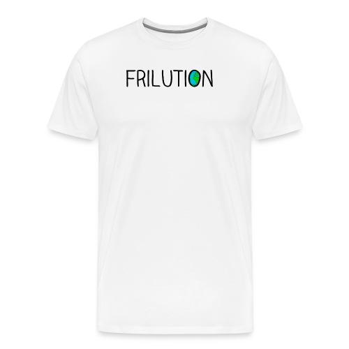 frilution world black - Maglietta Premium da uomo