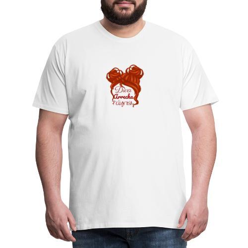 Diva - Camiseta premium hombre