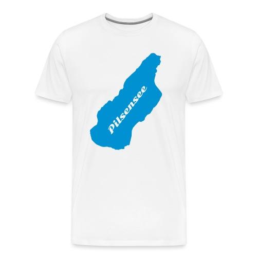 Pilsensee_aktuell 22 - Männer Premium T-Shirt