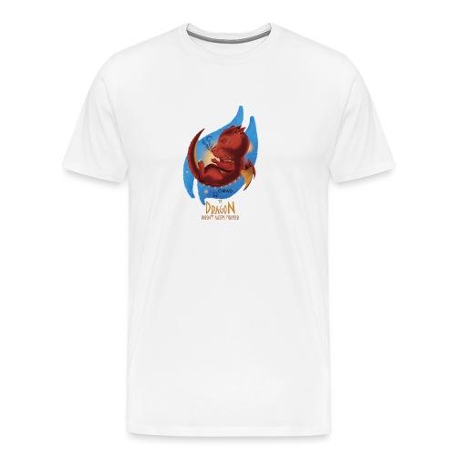 Draco Dormiens - Maglietta Premium da uomo