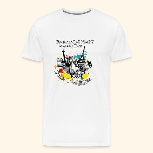 Splash - T-shirt Premium Homme