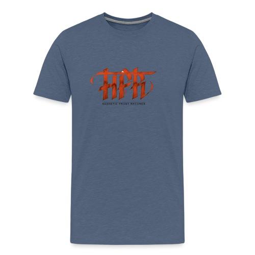 HFR - Logotipo fatto a mano - Maglietta Premium da uomo