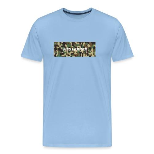 Vies lekker jpg - Mannen Premium T-shirt