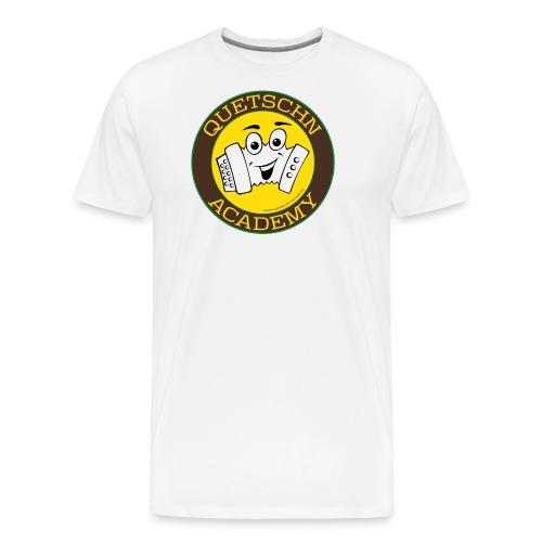 Quetschn Academy - Männer Premium T-Shirt
