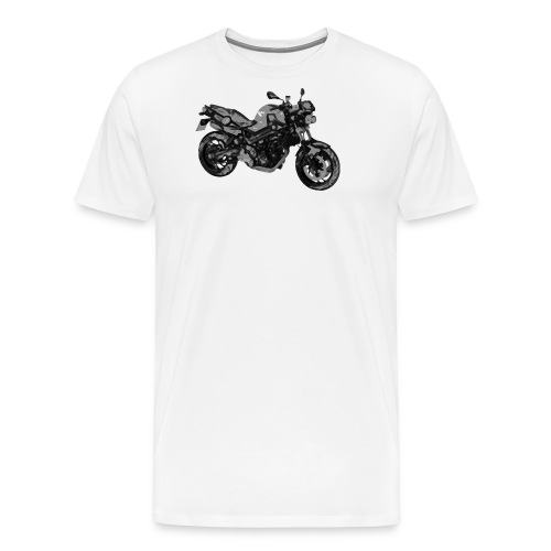 F800R Buntstift png - Männer Premium T-Shirt