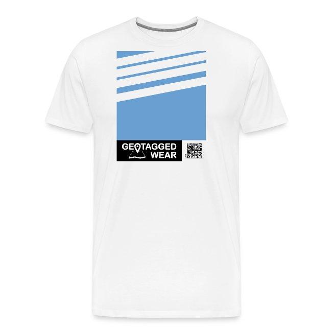 Unisex Stripes Pantone Trend S/S 18 Boy Blue