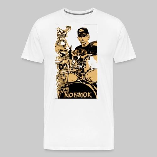 NoSMoK - Jean - Light - T-shirt Premium Homme