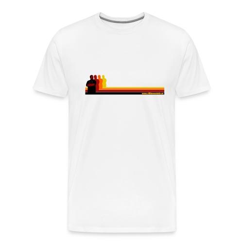 www rikimountain at Digitalmotiv - Männer Premium T-Shirt