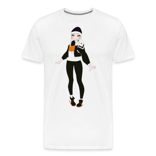 LuckyGirl - Men's Premium T-Shirt