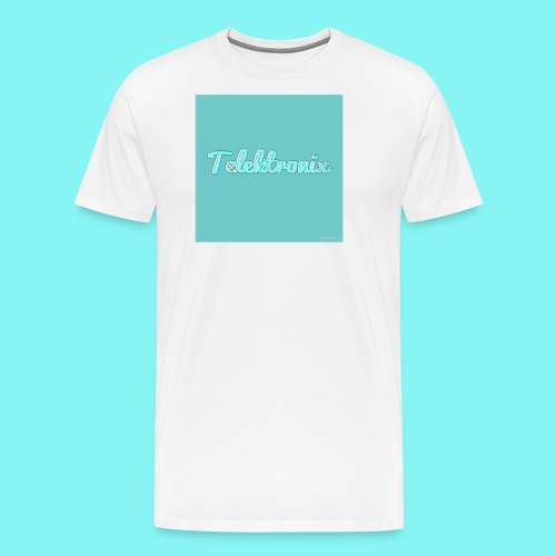Telektronix Merch - Men's Premium T-Shirt