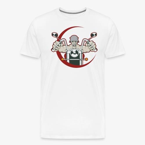Bad Biker - Männer Premium T-Shirt