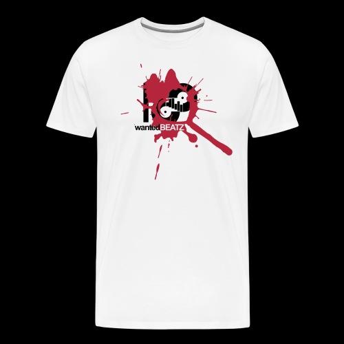 I love wanted BEATZ - Männer Premium T-Shirt
