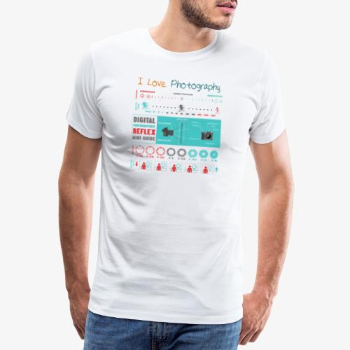 Photography 4 - Camiseta premium hombre