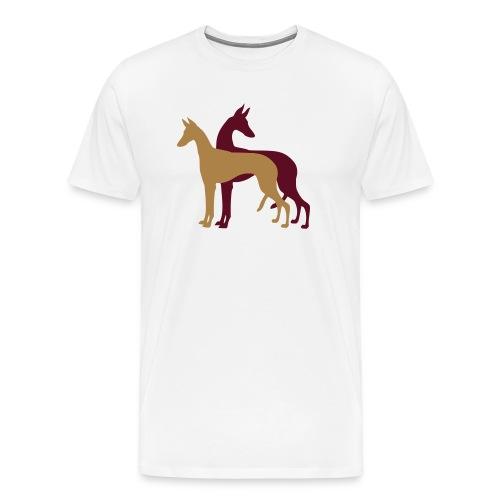 Podencos - T-shirt Premium Homme