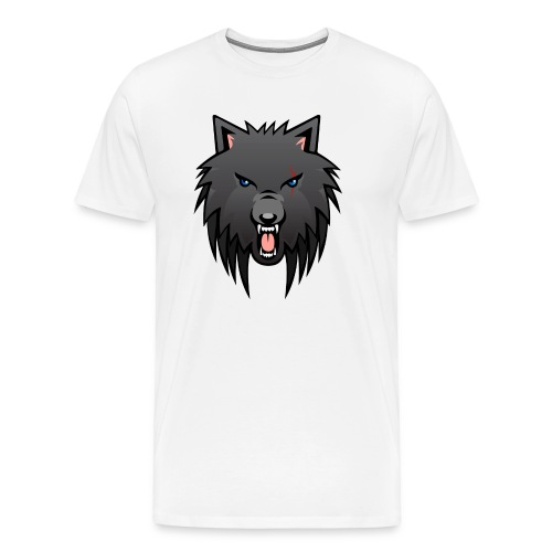 apollo wolf - Men's Premium T-Shirt
