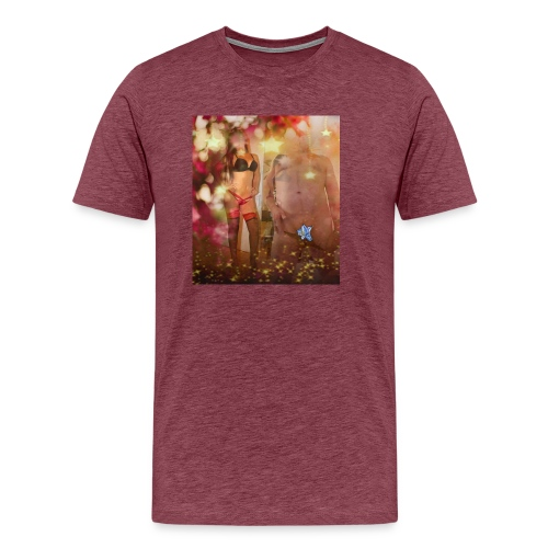 herbst Sinfonie - Männer Premium T-Shirt