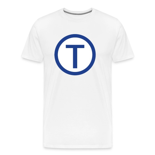 techwiz logo - Men's Premium T-Shirt