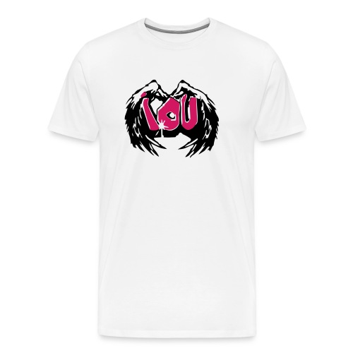 IOU - I owe you - Männer Premium T-Shirt