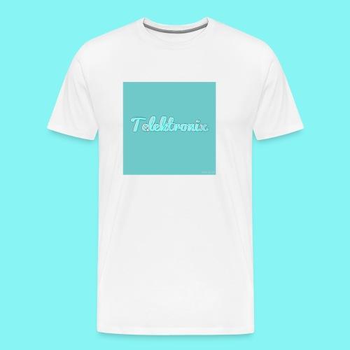Telektronix Merch - Men's Premium T-Shirt