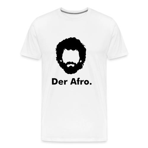 Der Afro - Men's Premium T-Shirt
