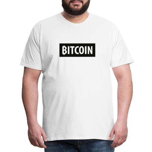 BITCOIN 02 - Männer Premium T-Shirt