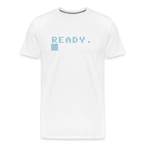 ready - Maglietta Premium da uomo