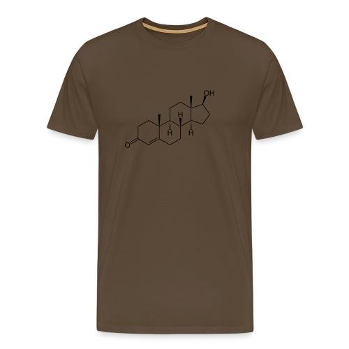 Testosterone - Men's Premium T-Shirt
