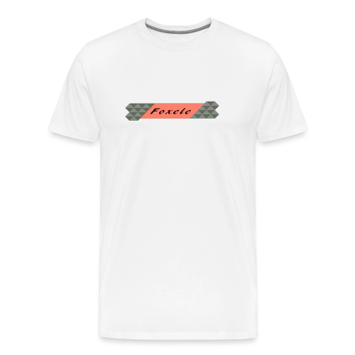 foxele band - Men's Premium T-Shirt
