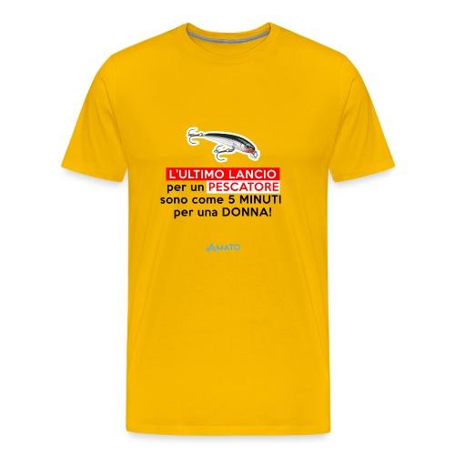 L'ultimo lancio - Maglietta Premium da uomo