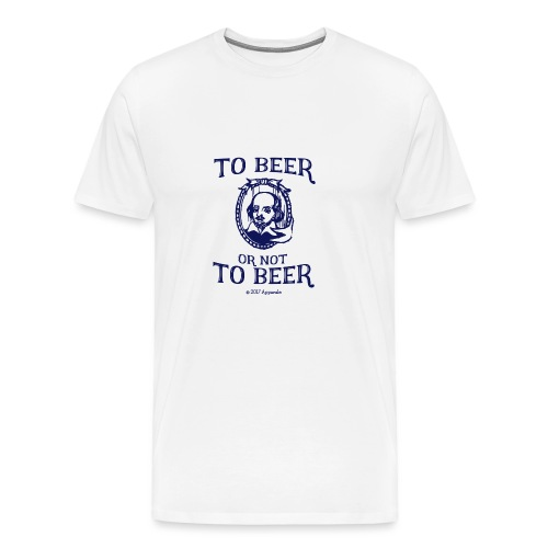 Shakesbeer T-Shirt - Men's Premium T-Shirt