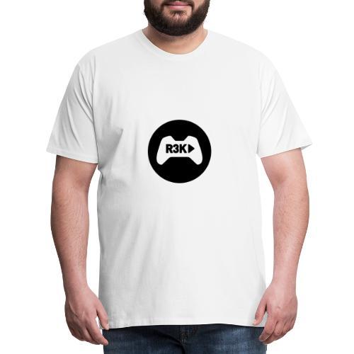 R3K Play Logo - Men's Premium T-Shirt