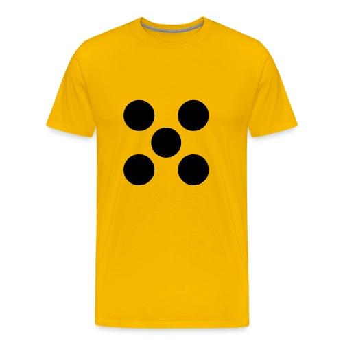 Dado - Camiseta premium hombre