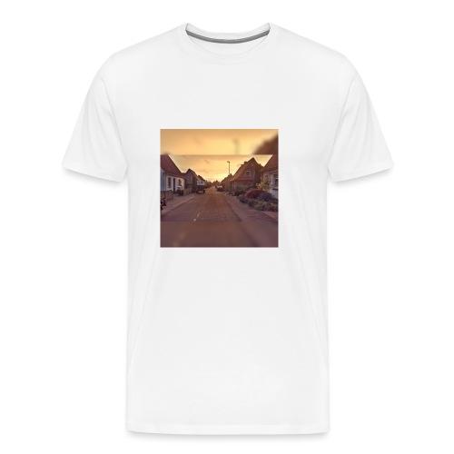 Toller Sonnuntergang - Männer Premium T-Shirt