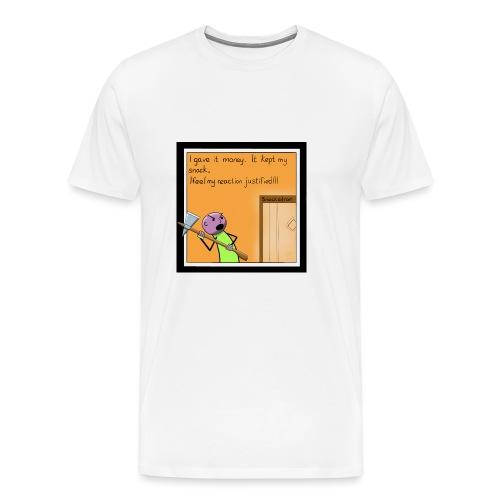 Snack Attack - Men's Premium T-Shirt