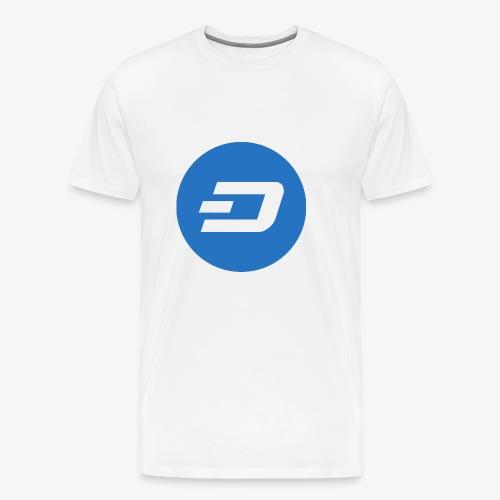 Original Dash icon - Men's Premium T-Shirt
