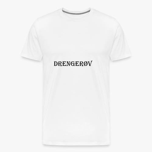 Drenger vLogo - Men's Premium T-Shirt