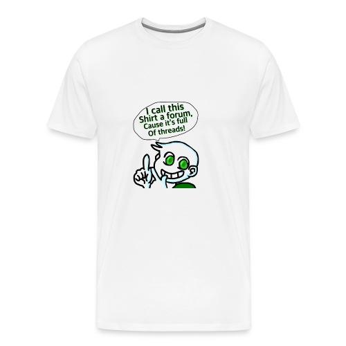 10/10 no puns intended - Men's Premium T-Shirt