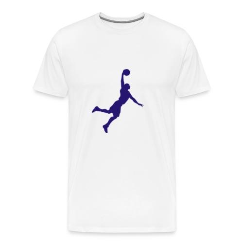 Mate basket - Camiseta premium hombre