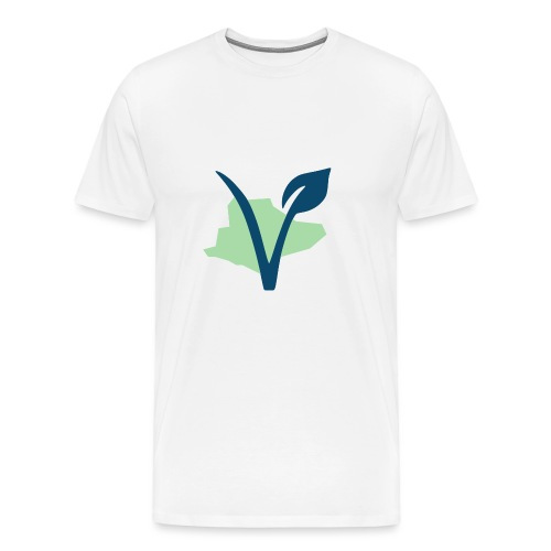 Sussex Vegan - Men's Premium T-Shirt