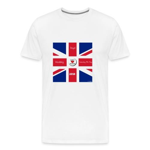 Royal Wedding 2018 - Men's Premium T-Shirt
