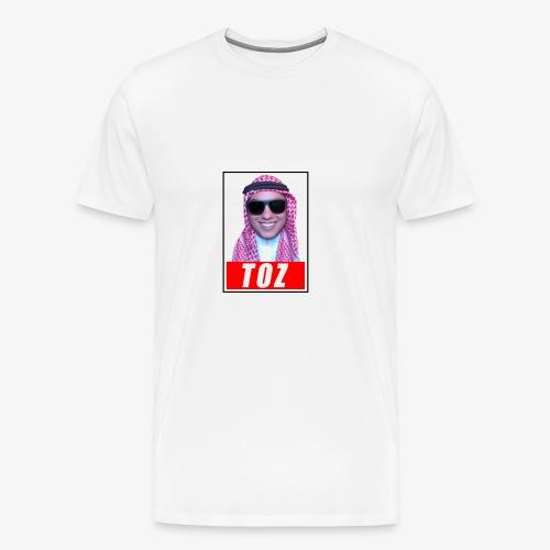 TozQatar - T-shirt Premium Homme