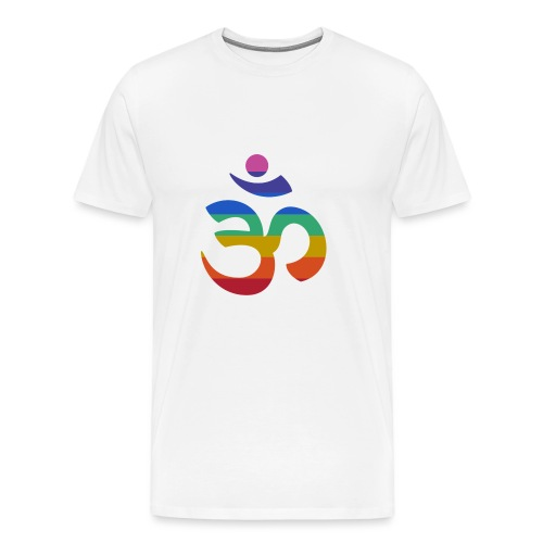 Colored_Mantra - T-shirt Premium Homme