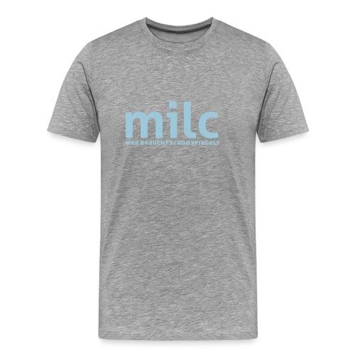 milc - Männer Premium T-Shirt