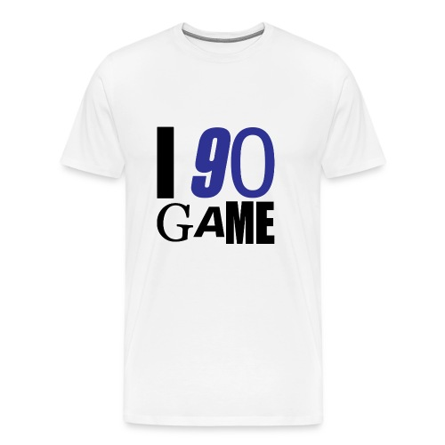 I 90 GAME - T-shirt Premium Homme