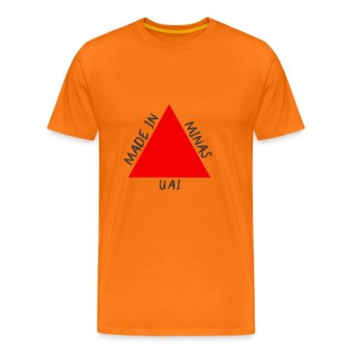 BRESIL - Made in Minas - T-shirt Premium Homme