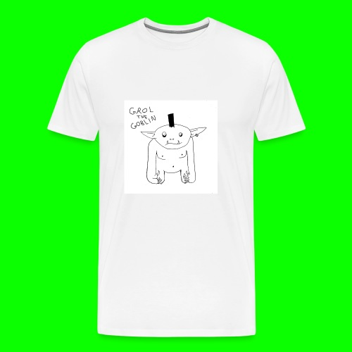 Grol S / T - Men's Premium T-Shirt