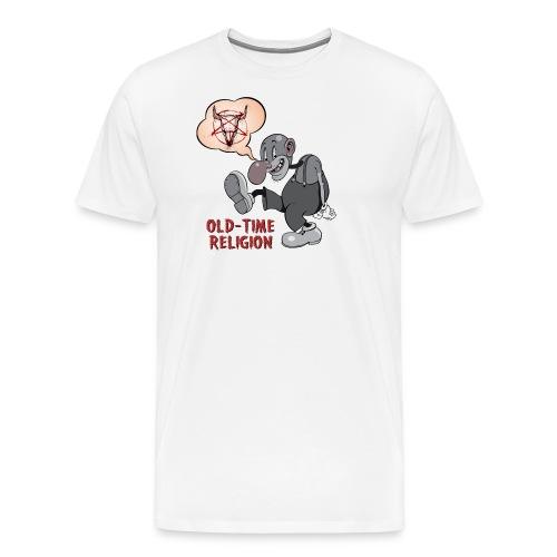 old_time_religion - Men's Premium T-Shirt